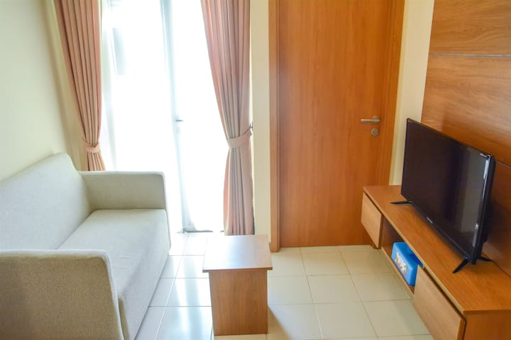 Homey Apartment in Tangerang 2BR Victoria Square