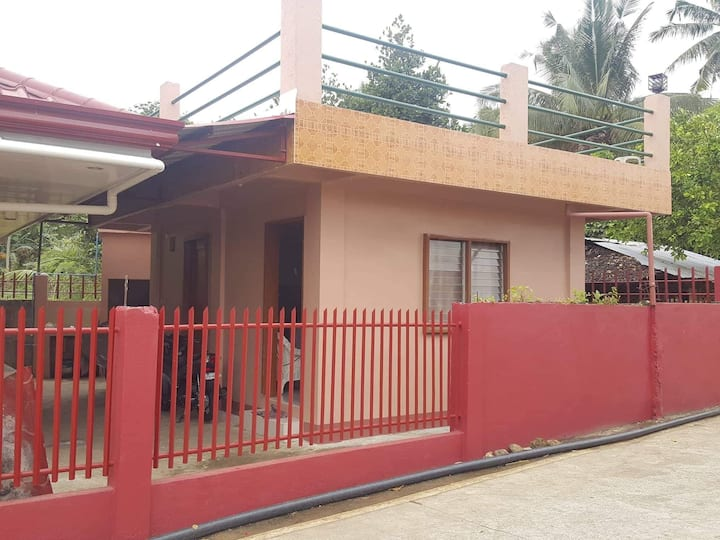 Camotes new cozy house