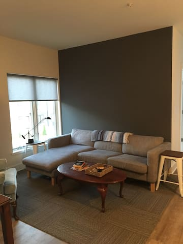 New 1 bdrm, walk to downtown! Discounted 3+ Nights - Charlottesville - Byt