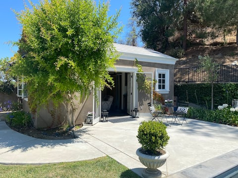 Pacific Palisades Designer Guest House