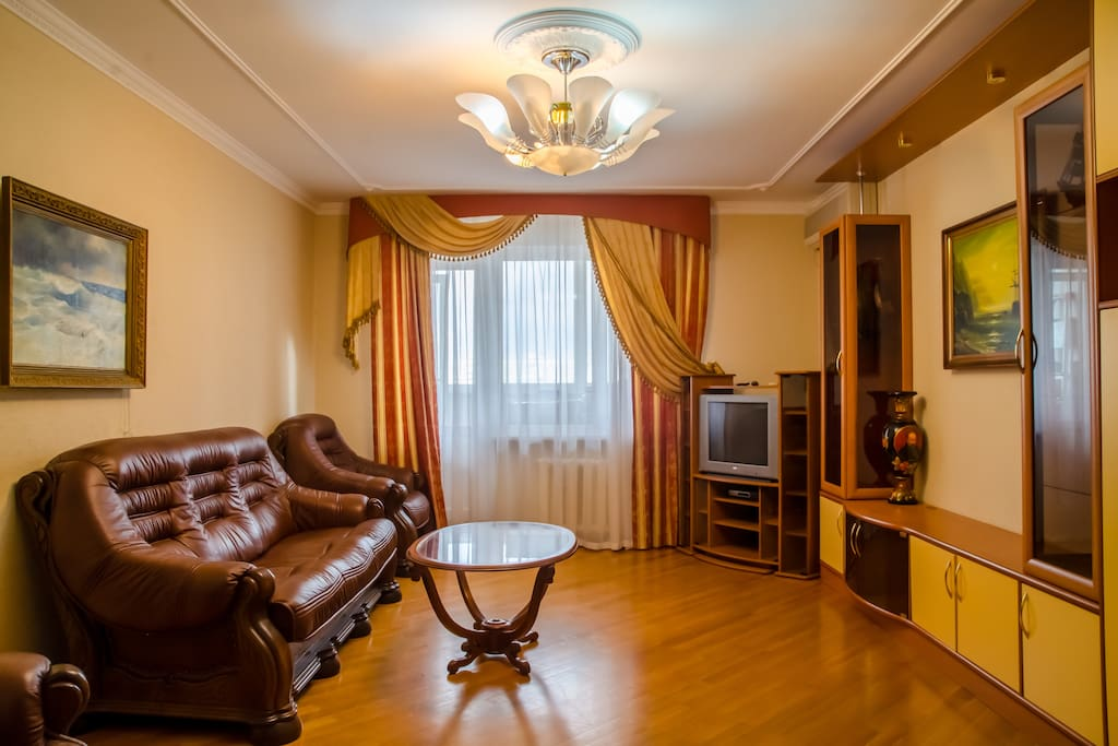 Private room with couch for two persons