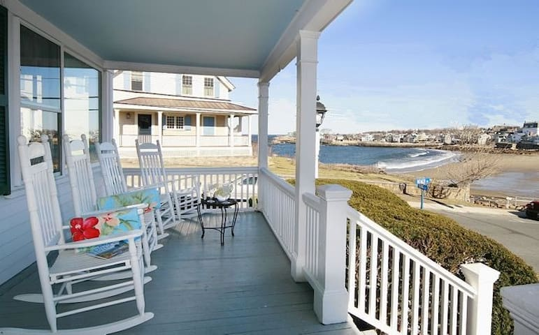 BEACH & KING /  BEACH HOUSE RENTAL - Rockport - Casa