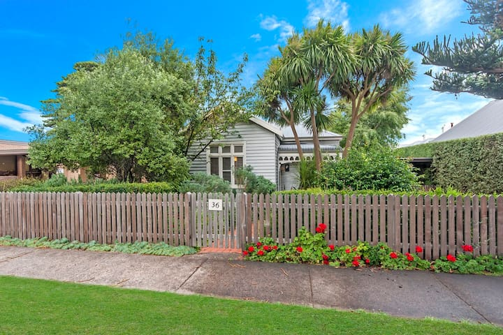 Quaint cottage in the heart of town - Port Fairy - Hus