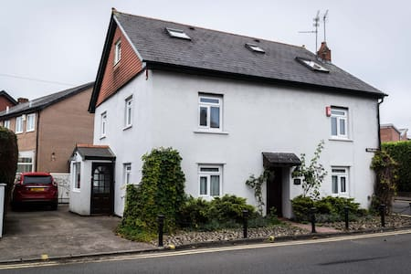 Cosy period cottage near Velindre Hospital - Huis