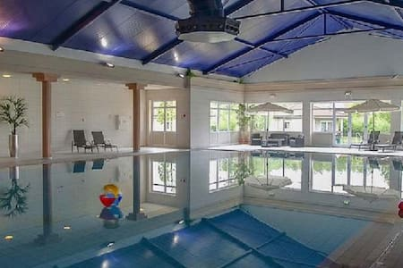 Private 3 bedroom Townhomes at Citta Romana Resort - Hellevoetsluis - Stadswoning
