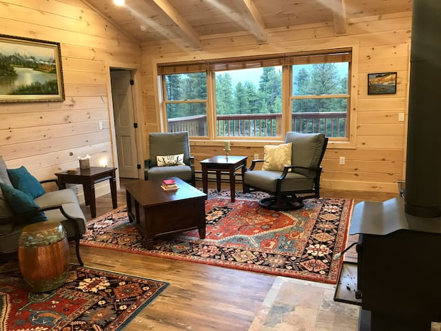 The Gilpin Guest House. Cozy cabin!