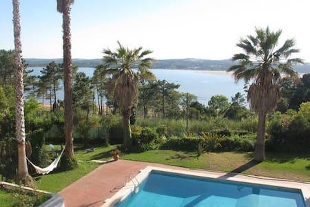 SunFlowers Suite w/ dressing room & swimmingpool - Foz do Arelho - Dům