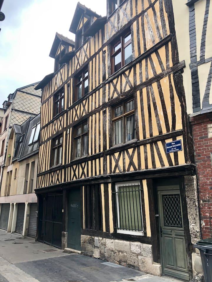 Rouen résolument médiéval