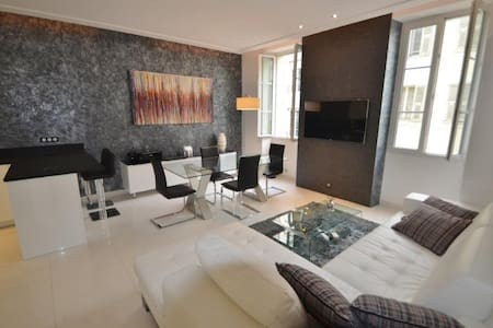 Cannes rue Hoche, beau Studio moderne - Cannes - Appartement