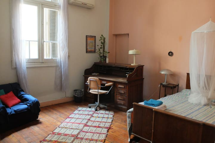Spacious private room in Downtown Cairo
