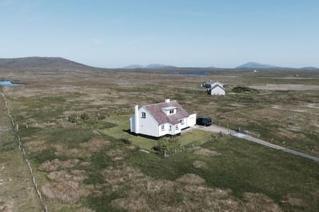 North Uist Claddach House Vacation home
