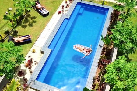 Muri Beachside Villa - Pool , Kayaks & Location !