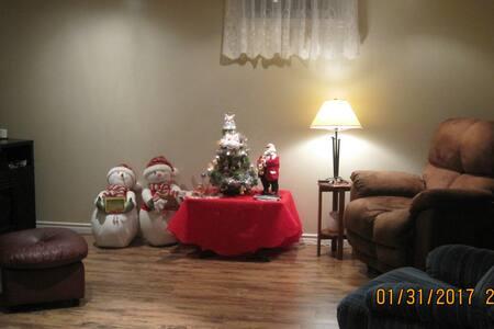 Nancys Cozy basement apartment - Ниагара-Фолс - Квартира