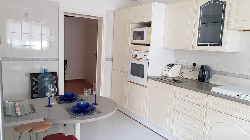 Lefkoşa Center,  3 Bedroom Apartment