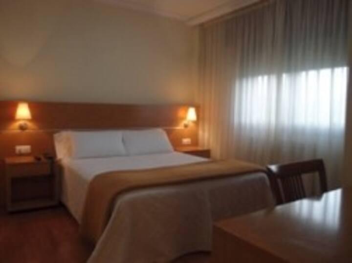 Habitación doble 1 ó 2 camas
