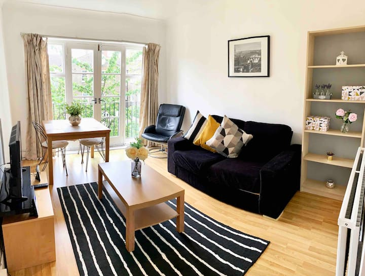 Cosy&Comfy 3beds Central London Flat 3 min to Tube
