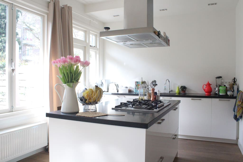 If you'd like to make use of the kitchen, just let us know!