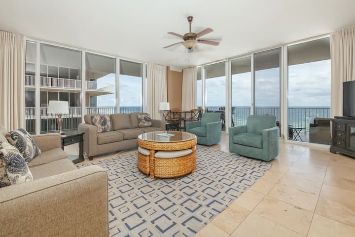6th Floor Views, Spacious Wrap-Around Balcony, and more!
