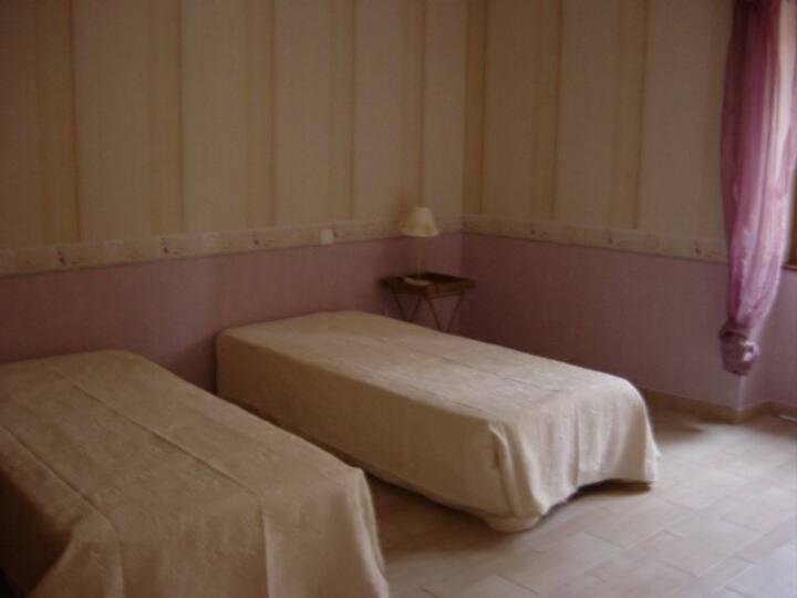 Chambres d hôtes chez l'habitant chambre rose