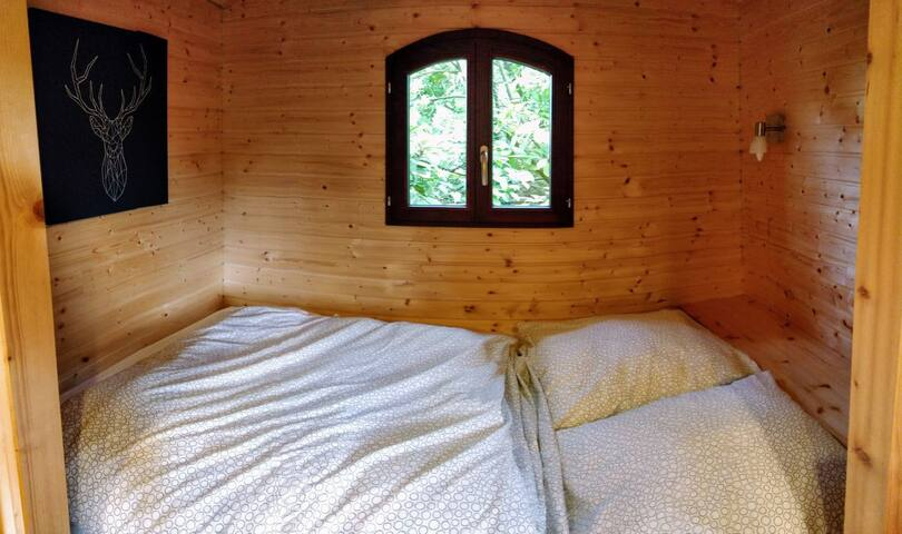 Le lit en alcôve