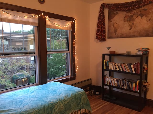 Adorable Historic Studio Apartment on Grand Ave. - Saint Paul - Apartamento