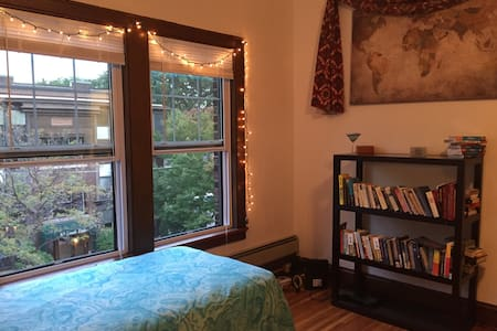 Adorable Historic Studio Apartment on Grand Ave. - Saint Paul - Wohnung