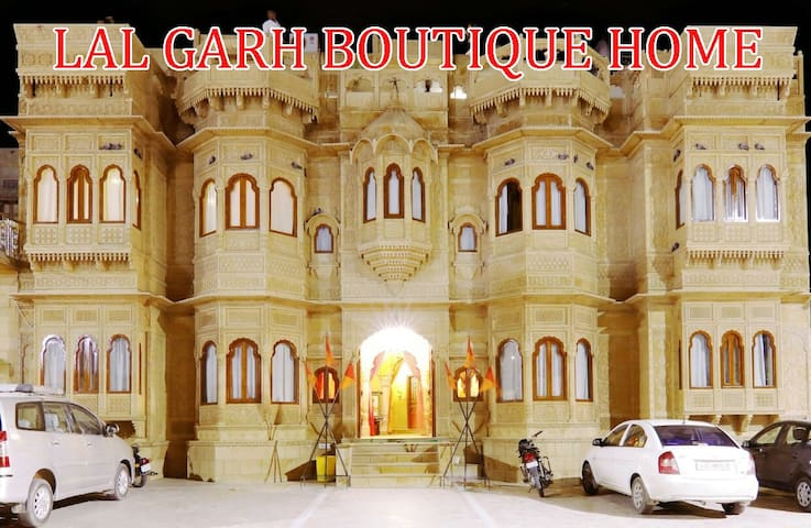 Lal Garh Boutique Home - Super Deluxe Room