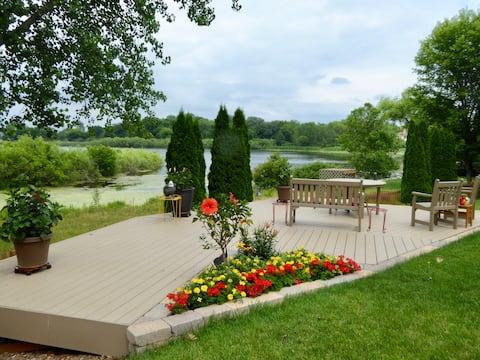 Beautiful Guest Suite Retreat.  Maple Grove, MN