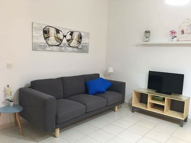 3 bedroom, sea loc, free Wifi & AC - St Paul's Bay - Huis