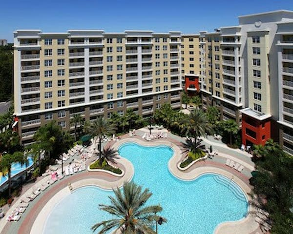 Coupons-Rewarded Condo Resort Near All Theme Parks