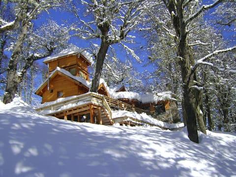 Casa Newen - Las Pendientes - Cerro Chapelco