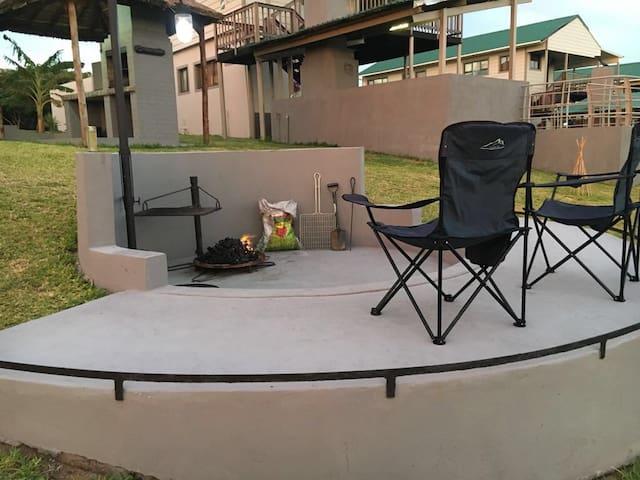 Bilene, Mozambique,   Tsoveca Holiday Resort