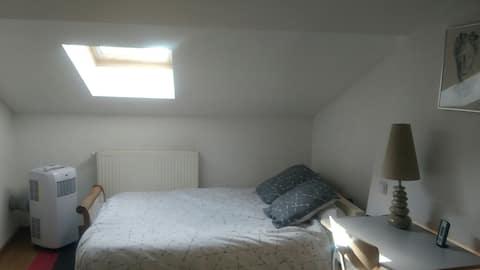 Chambre dans le Beaujolais
