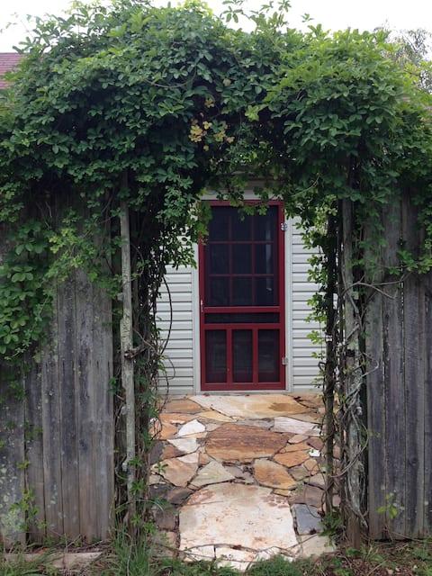 The McGee Cottage in Beersheba Springs, TN