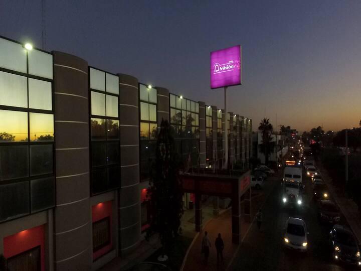 Hotel para viajes de placer, negocios y grupos