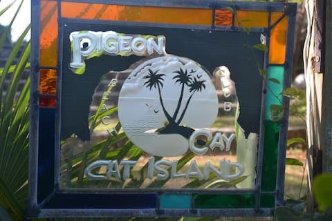 Pigeon Cay Beach Club, Cat Island Bahamas