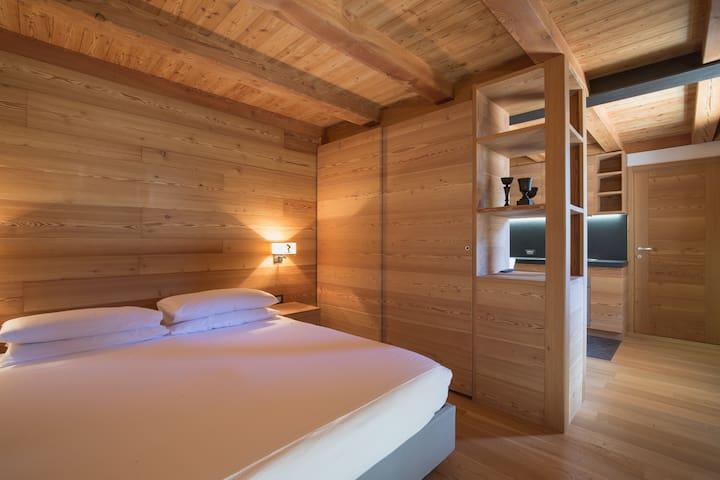 Chalet Montagna 2 - Peio - Blockhütte