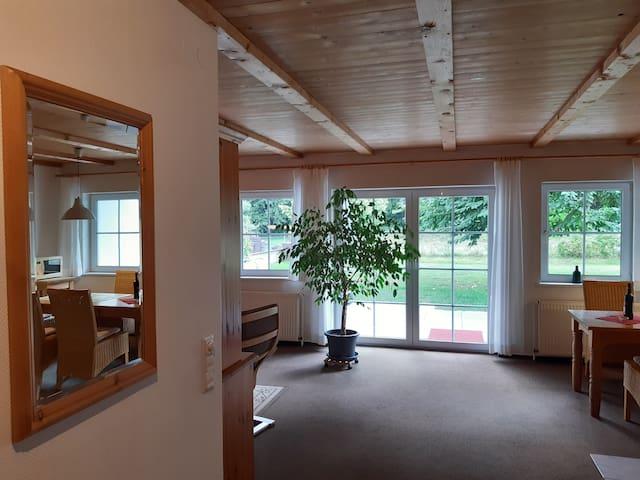 Apartment-Superior-Garden View-Typ D Terrasse