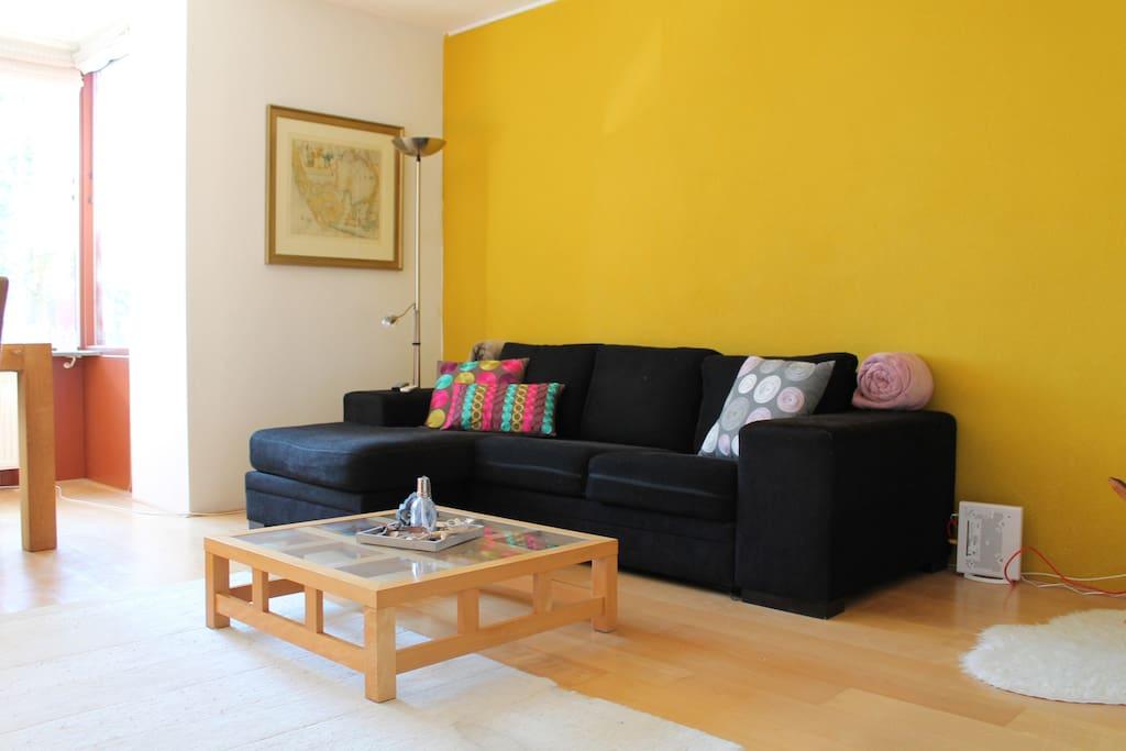 livingroom - lounge area