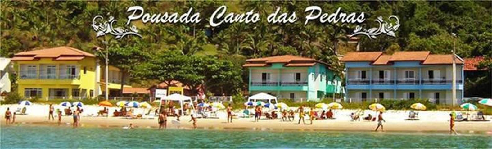 Apartamento Frente ao mar para 2 pessoas - Bombinhas - Wikt i opierunek