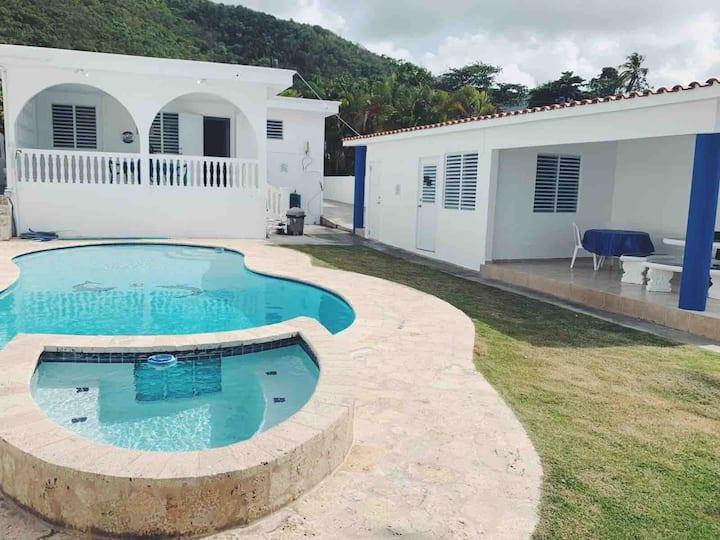 Aqua Guest House @Patillas PR