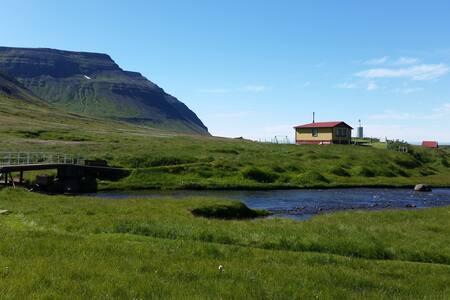 Private Remote Summerhouse - Bolungarvík - 独立屋