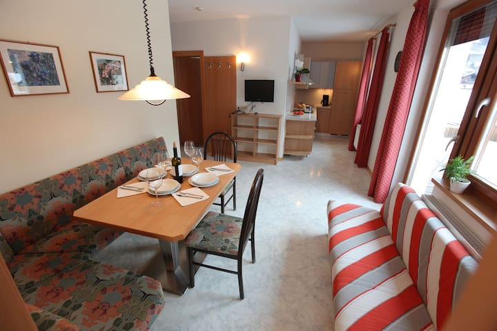 Residence Margareth***- Drei-Raum-Appartement - Sand in Taufers - Apartment-Hotel