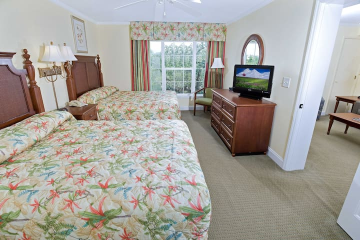 1 Bedroom Suite at Summerhouse Near Golf & Beach
