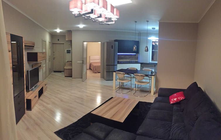 Fancy 2room ap.in a prestigious district of Moscow
