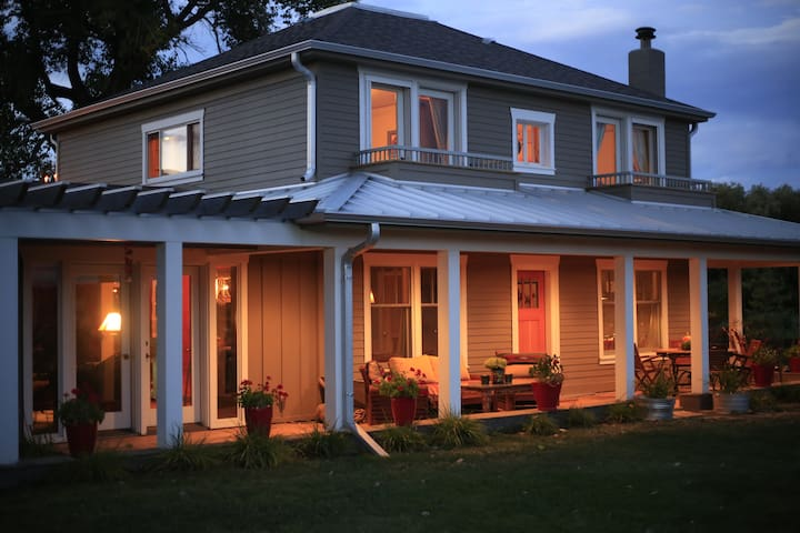 Inn at Whiskeybelle Ranch Pendelton - Livermore - Bed & Breakfast