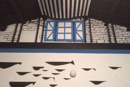 Ross Dorm 和室通鋪背包客房 - Puli - Hus