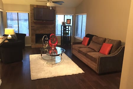 Cozy Modern Private Room - Arlington - Ev