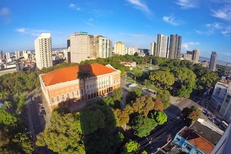 Quarto espaçoso e ventilado - Belém - Lejlighed