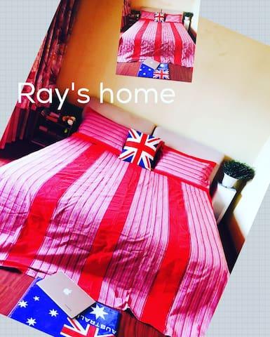 Ray's home住在美领馆旁,接近九眼桥吃喝玩,3-10分钟到地铁站,安逸的房间 - Chengdu - Lejlighed